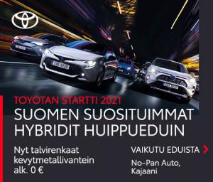 Starttaamme vuoteen 2021 komeasti Suomen suosituimpana automerkkinä. Lämmin kiitos uskollisille asiakkaillemme!  https://www.nop...